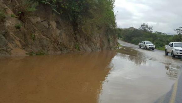 El aviso de precipitaciones, que rige desde hoy hasta el miércoles 21, fue emitido por el Senamhi (Foto: referencial)
