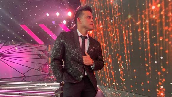 Christian Domínguez: Psicóloga puso en aprietos al cantante con inesperada pregunta. (Foto: Instagram @christiandominguezof)