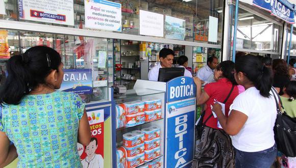 En junio pasado, el presidente de la República, Martín Vizcarra, remitió al hoy disuelto Congreso un proyecto de ley para fijar un stock mínimo de medicamentos genéricos en establecimientos de salud públicos y privados. (Foto: Archivo)