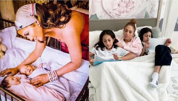 Jennifer Lopez envió emotivo mensaje en el Día de la madre. (Foto: Instagram @jlo)