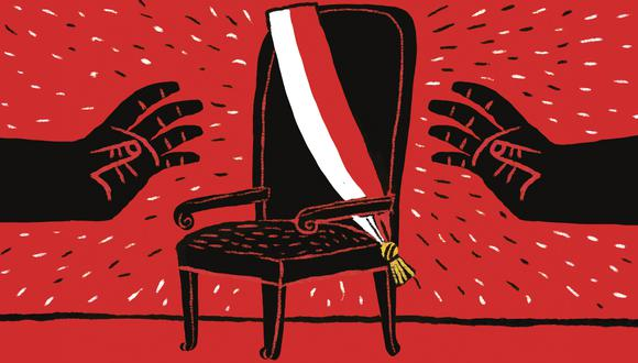 """""""La ecuanimidad política, un equilibrio entre lo bueno alcanzado hasta el momento y los cambios profundos que se deben hacer, ha desaparecido en esta elección"""". (Ilustración: Víctor Aguilar Rúa"""