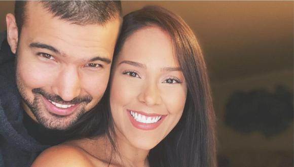 "Ezio Oliva y Karen Schwarz conducirán ""Monitor Latino Music Awards"". (Foto: @karenschwarzespinoza)"