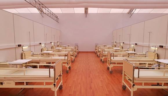 La Libertad: a las instalaciones solo llegarán los pacientes referidos del Hospital Regional Docente de Trujillo.
