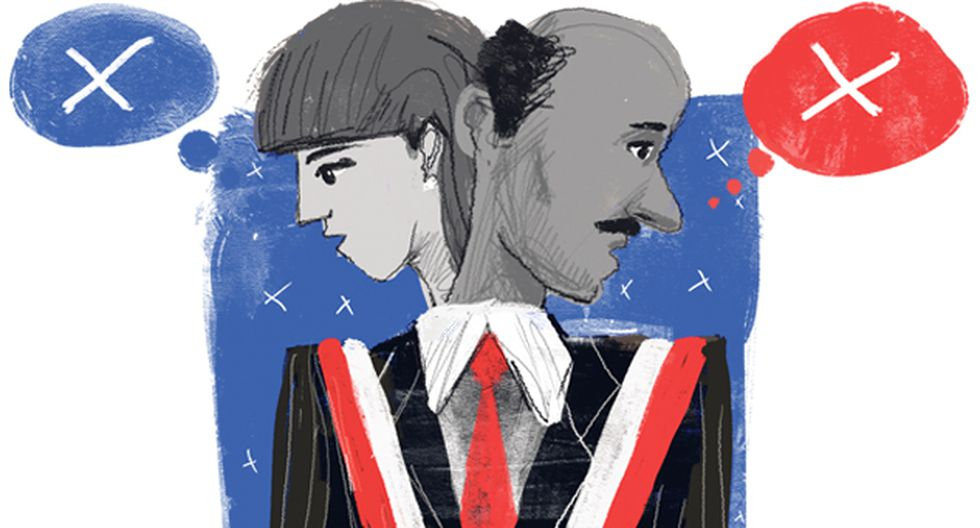 Congresistas (Ilustración: Giovanni Tazza)
