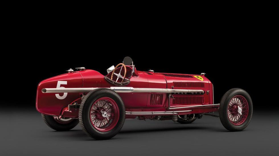 Conoce el Alfa Romeo por el que pagaron US$ 4.1 millones - 2