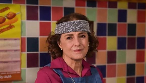 """La actriz mexicana Diana Bracho interpretó a Luz en la telenovela """"¿Qué le pasa a mi familia?"""" (Foto: Las Estrellas)"""