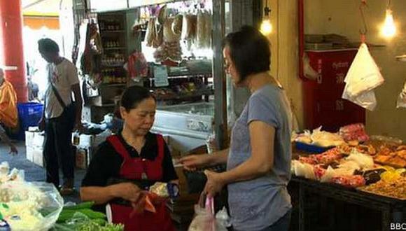 Chen Schu, la verdulera taiwanesa que dona todo lo que gana