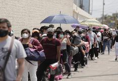 Coronavirus en Perú: 971.000 pacientes se recuperaron y fueron dados de alta