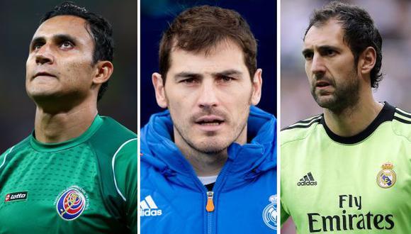 Casillas, Navas o López: ¿a quién colocarías de titular?