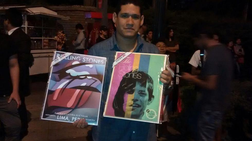 Rolling Stones: así se vivió la llegada de la banda a Lima - 1