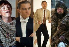 Leonardo Di Caprio cumple 45 años: las mejores interpretaciones del camaleónico actor de Hollywood