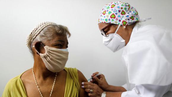 Coronavirus en Venezuela   Últimas noticias   Último minuto: reporte de infectados y muertos por COVID-19 hoy, domingo 11 de abril del 2021. (Foto: REUTERS/Leonardo Fernandez Viloria).