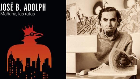 La novela de Adolph posee llamativas virtudes, muy aparte de su carácter pionero