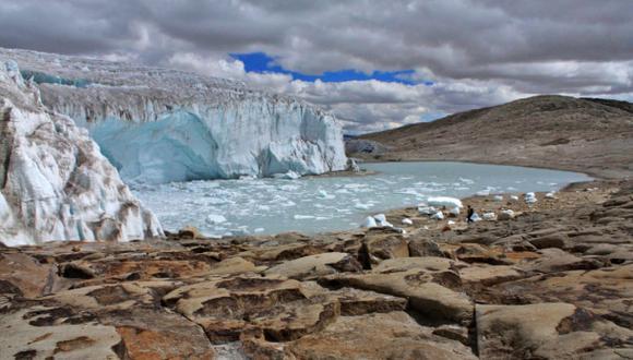 Cambios en el glaciar Qori Kalis se deberían a la temperatura