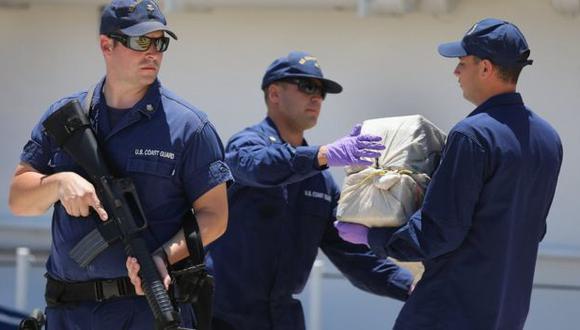 Las autoridades estadounidenses, que se atribuyen la potestad de actuar en aguas internacionales. (Foto: Getty Images, vía BBC Mundo).