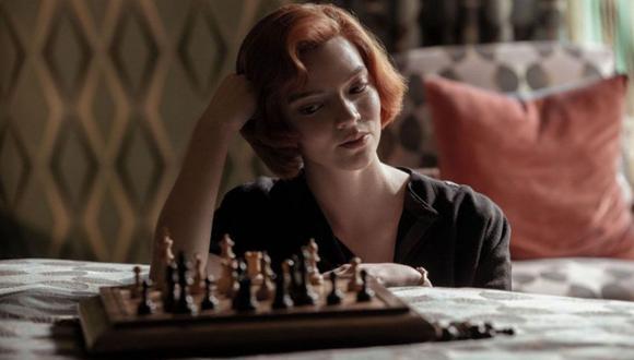 """""""Gambito de dama"""" se estrenó el pasado 23 de octubre en Netflix (Foto: Netflix)"""