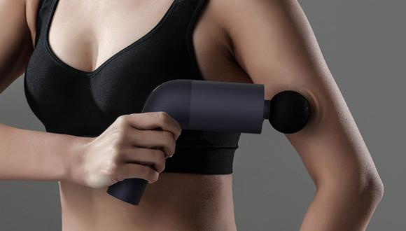 ¿Te puede aliviar de los dolores musculares? Conoce el Honor Choice Percussion Massage Gun. (Foto: Honor)