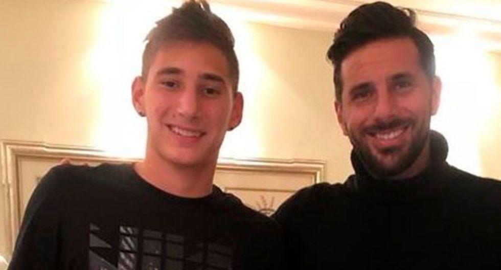 Una fuente cercana del Werder Bremen le explicó a DT El Comercio cómo Claudio Pizarro intercedió para que Tiago Cantoro entrene con los verdiblancos por 15 días. (Foto: Instagram)