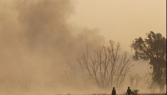Chile: Altas temperaturas provocarán propagación de incendios