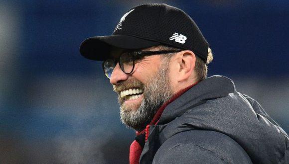 Klopp guió a Liverpool a su primer título de la Premier League. (Foto: AFP)