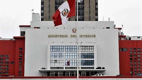 """El proyecto de ley número 6897/CR busca modificar la Ley Orgánica del Poder Ejecutivo para establecer que """"En el Ministerio del Interior será designado como ministro a un Teniente General o General de la Policía Nacional del Perú en situación de retiro"""". Foto: Andina"""