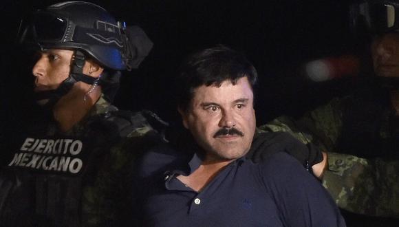 Joaquín El Chapo Guzmán   Miguel Ángel 'El Gordo' Martínez contó en el juicio en Nueva York cuáles fueron los lujos del ex jefe del Cártel de Sinaloa. (AFP).