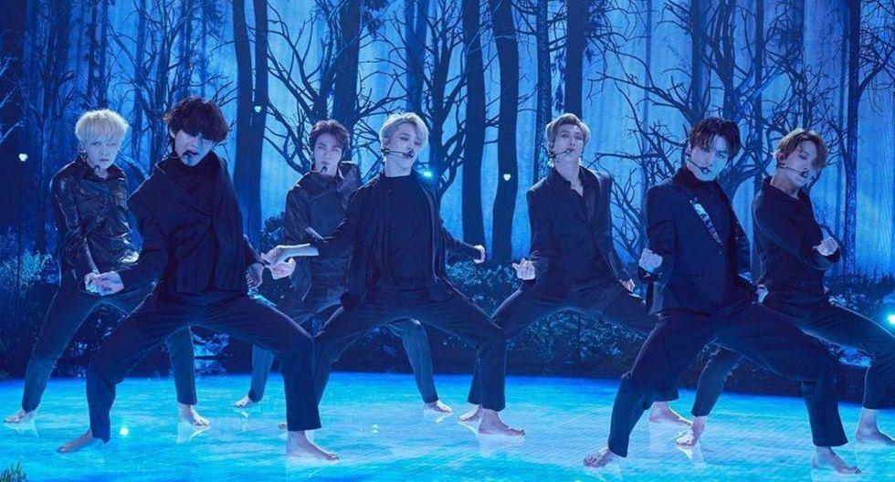 BTS es una boy band surcoreana formada por Big Hit Entertainment en 2013. (Fotos: AFP/Twitter)