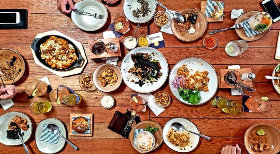 En el restaurante Conpescao paga S/100 y te darán un vale de consumo por S/200. Además, te regalarán un cebiche palteado. / Foto: Conpescao.