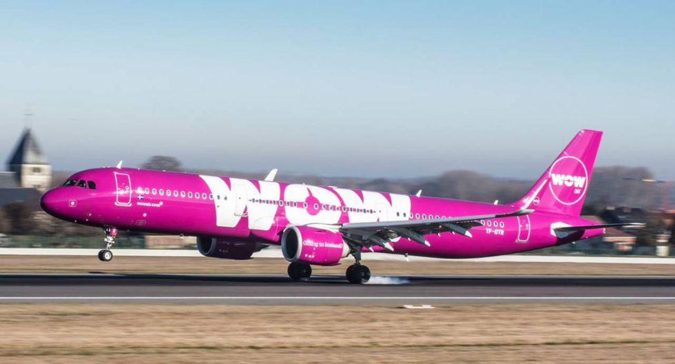 La quiebra de Wow Air está teniendo repercusiones en la economía islandesa. (Foto: Difusión)