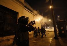 Policía Nacional informa que 16 civiles y 11 policías resultaron heridos durante protesta