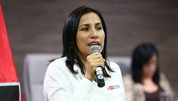Flor Pablo será la tercera ministra de Educación en ser interpelada por el actual Congreso por iniciativa de Fuerza Popular. (Foto: GEC)