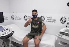 Luis Suárez pasa el reconocimiento médico y firma para el Atlético de Madrid