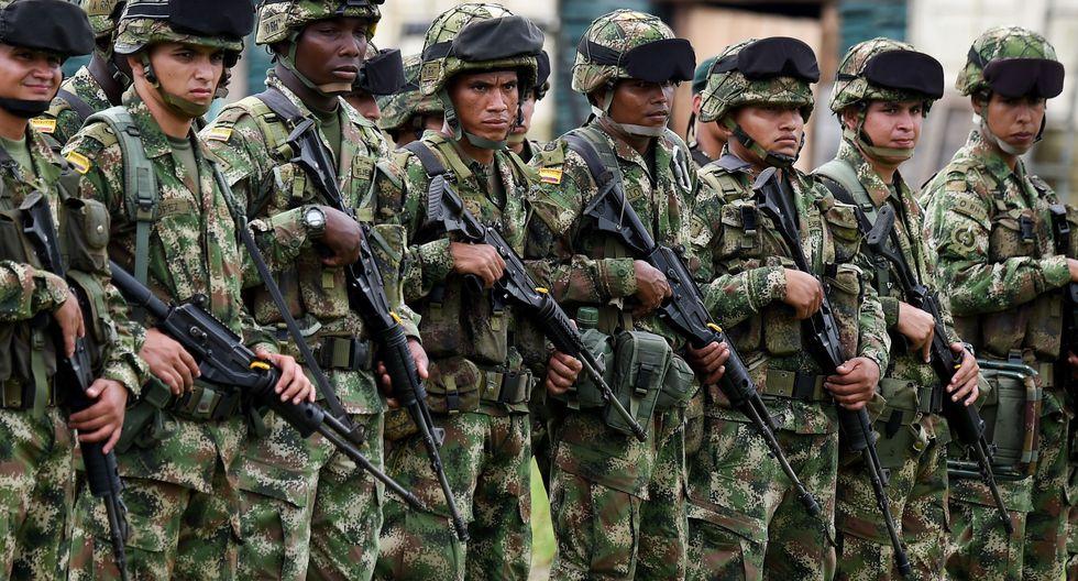 Colombia se declara en alerta máxima por ejercicios militares de Venezuela en la frontera. (Foto referencial, AFP).