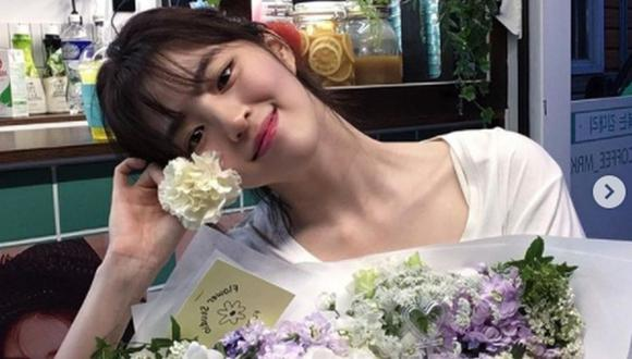 Han So Hee tendrá su primer protagónico en Nevertheless al lado de Song Kang (Foto: Instagram)