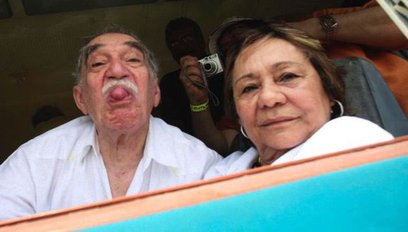 """Gabriel García Márquez: su viuda está """"llena de tristeza"""""""