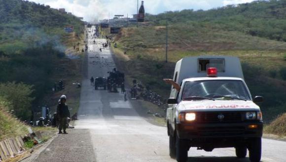 Baguazo: comenzó lectura de sentencia de caso Curva del Diablo