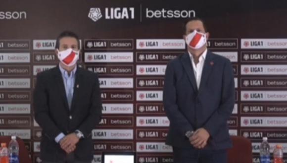 Liga 1 Betsson, el nuevo nombre del torneo de primera división en Perú. (Foto: Facebook)
