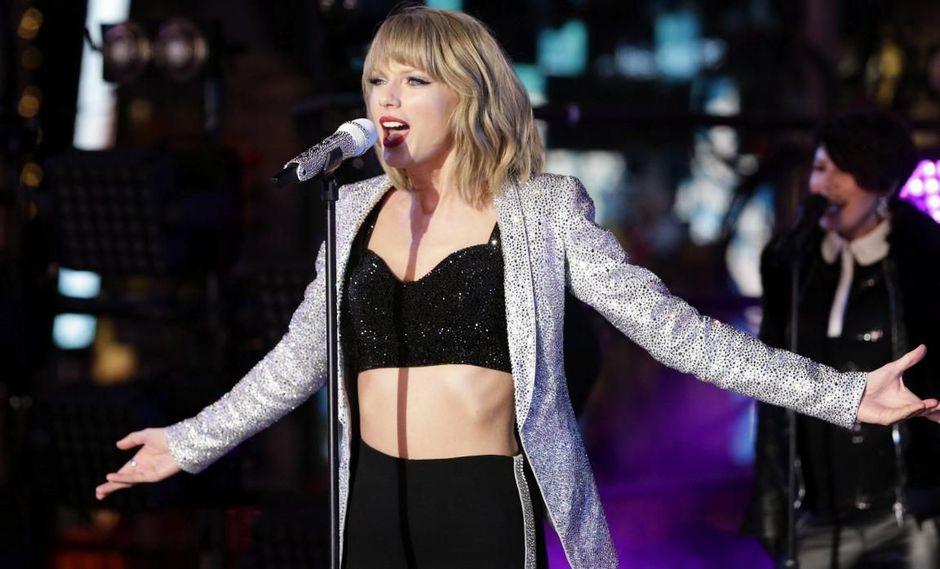 """Taylor Swift lidera la lista de las letras más buscadas con su tema """"Look what you made me do"""". (Foto: EFE)"""