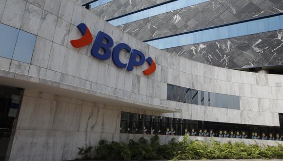 El BCP rechazó los hallazgos de Contraloría. (Foto: Carolina Urra   GEC)
