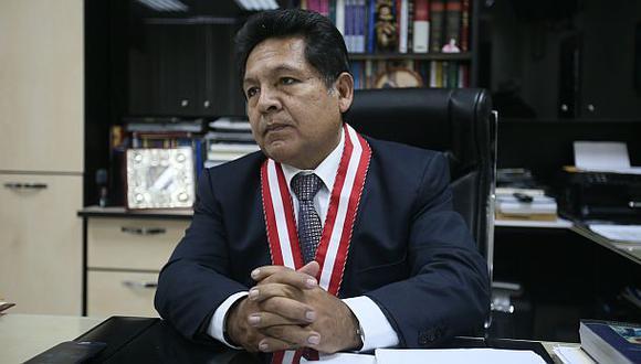 Ramos Heredia podría ser destituido de probarse responsabilidad