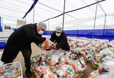 SJL: más de 18 mil personas vulnerables recibirán kits de alimentos en plena emergencia sanitaria