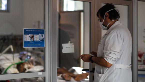 Coronavirus en Argentina | Últimas noticias | Último minuto: reporte de infectados y muertos hoy, sábado 1 de agosto del 2020 | Covid-19 | (Foto: EFE/Juan Ignacio Roncoroni).