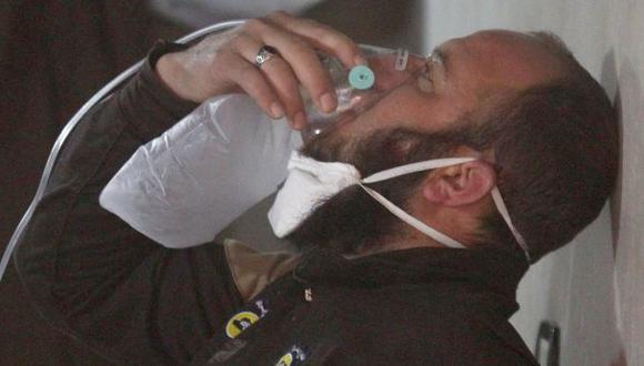 Los terribles ataques con armas químicas en Siria [CRONOLOGÍA]