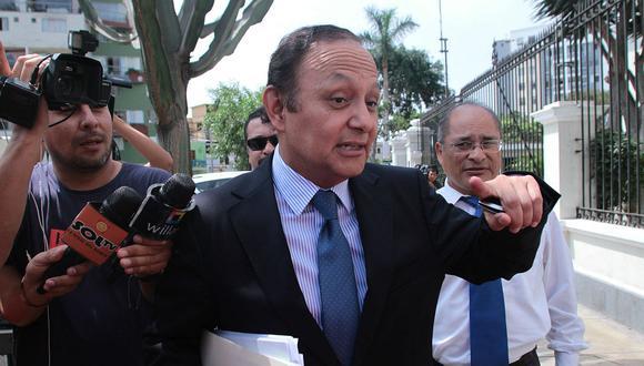 Walter Gutiérrez, Defensor del Pueblo, es el presidente de la Comisión Especial para la elección de los integrantes de la Junta Especial de Justicia (JNJ).