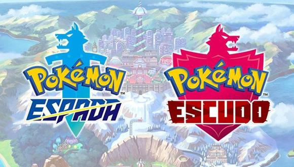 Pokémon Espada y Pokémon Escudo se lanzarán a nivel mundial el 15 de noviembre. (Captura de pantalla)