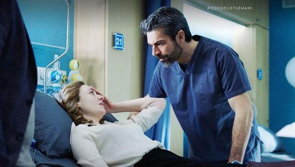 La trama del programa gira en torno al médico Andrea Fanti y su pérdida de memoria que abarca los últimos 12 años de su vida (Foto: Doc / Instagram)