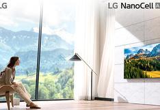 ¿Qué experiencias puedes vivir con un televisor LG NanoCell de colores puros?