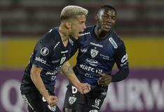 Independiente del Valle venció 2-0 a Barcelona y avanzó a la siguiente fase de la Copa Libertadores 2020