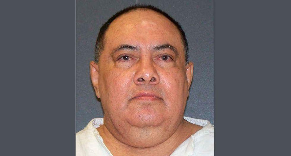 El estado de Texas ejecutó hoy al mexicano Roberto Moreno Ramos por asesinar a su entonces esposa y a dos de sus hijos en 1992. (AP)
