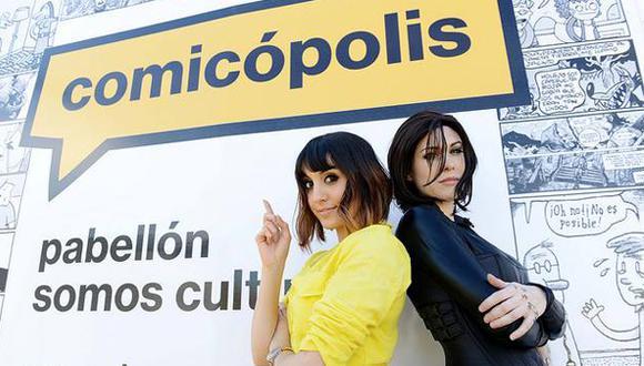 Comicópolis, un mundo de historietas en Buenos Aires